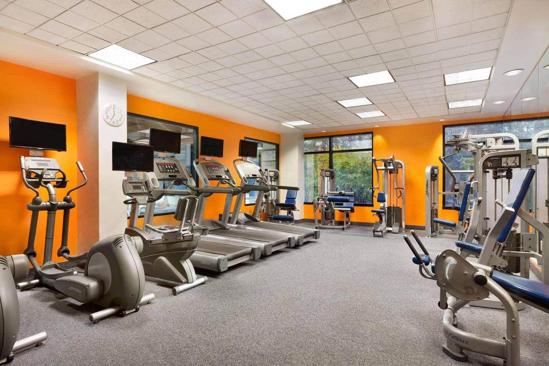 Fitness/ Exercise Room - Ridge Hotel Basking Ridge
