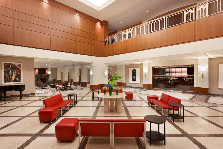 Lobby - Ridge Hotel Basking Ridge