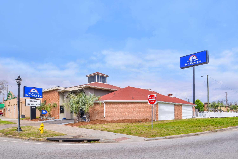 Exterior view - Americas Best Value Inn Augusta