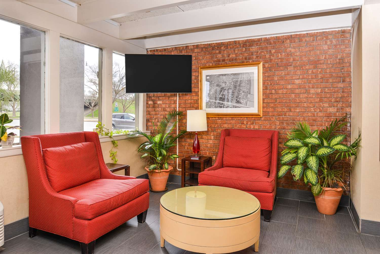Lobby - Americas Best Value Inn Augusta