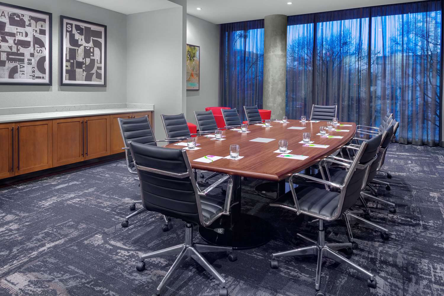 Meeting Facilities - Hyatt Place Hotel Downtown Athens