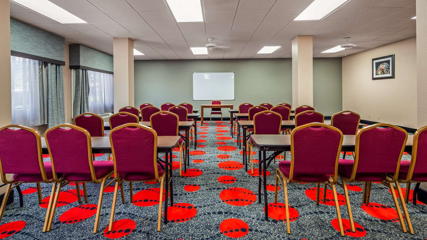 Meeting Facilities - Surestay Plus Hotel by Best Western Houston Medical Center