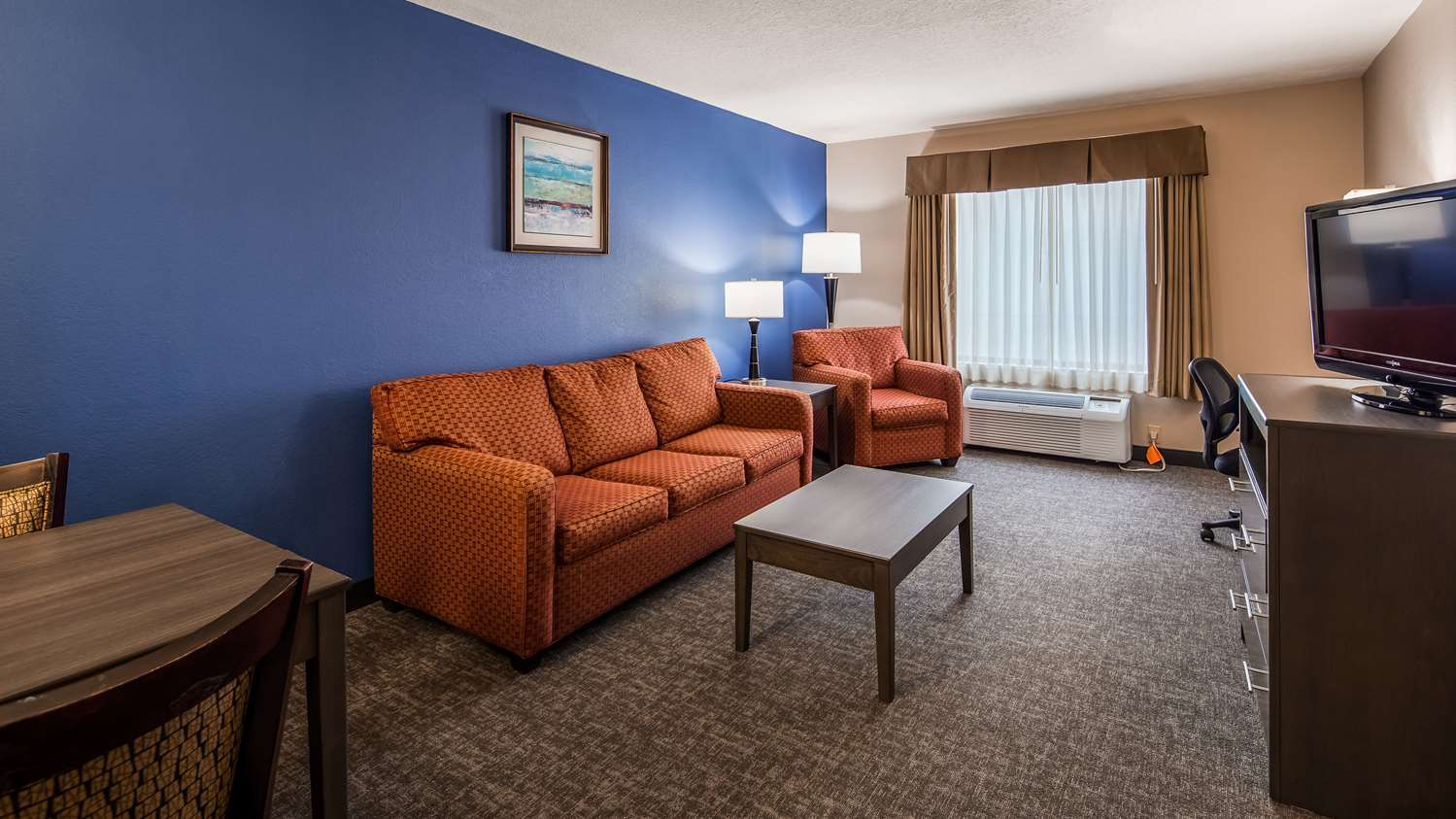 Suite - Surestay Plus Hotel by Best Western Houston Medical Center