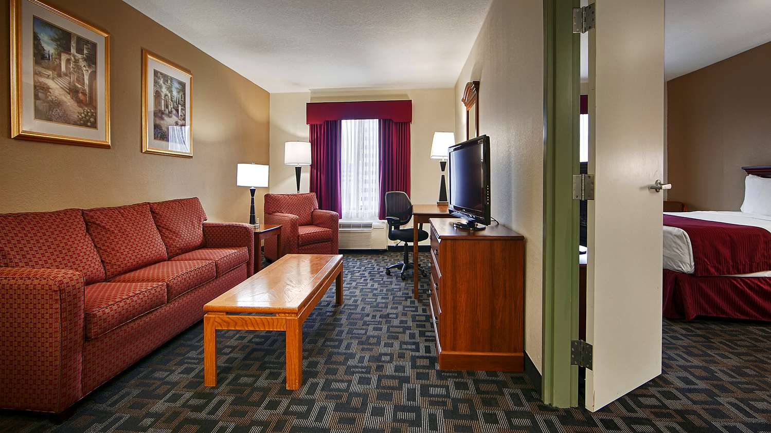 Surestay Plus Hotel By Best Western Houston Medical Center  Tx