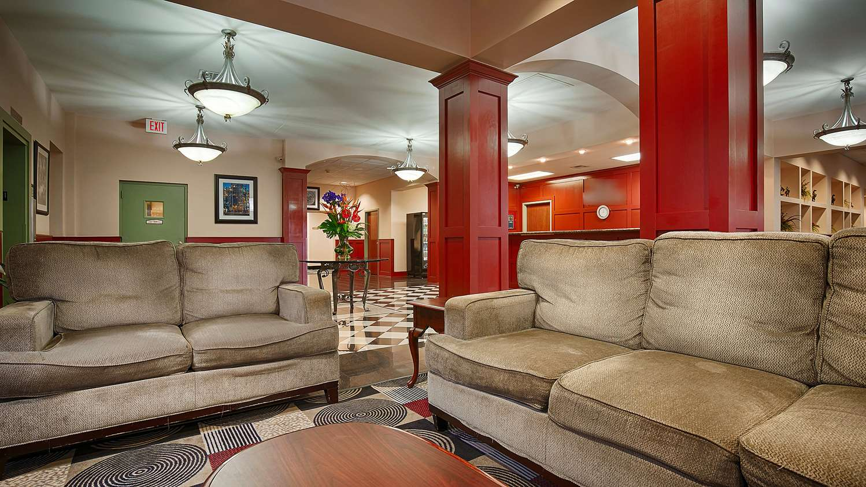 Lobby - Surestay Plus Hotel by Best Western Houston Medical Center