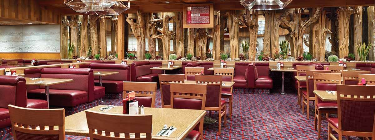 Restaurant - Cactus Petes Casino Resort Jackpot
