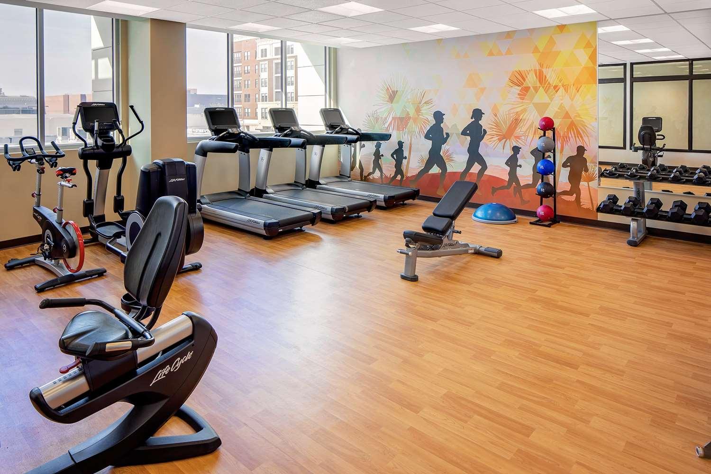 Fitness/ Exercise Room - Hyatt Place Hotel Glendale