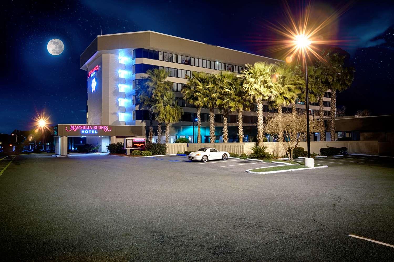 Exterior view - Magnolia Bluffs Casino Hotel Natchez