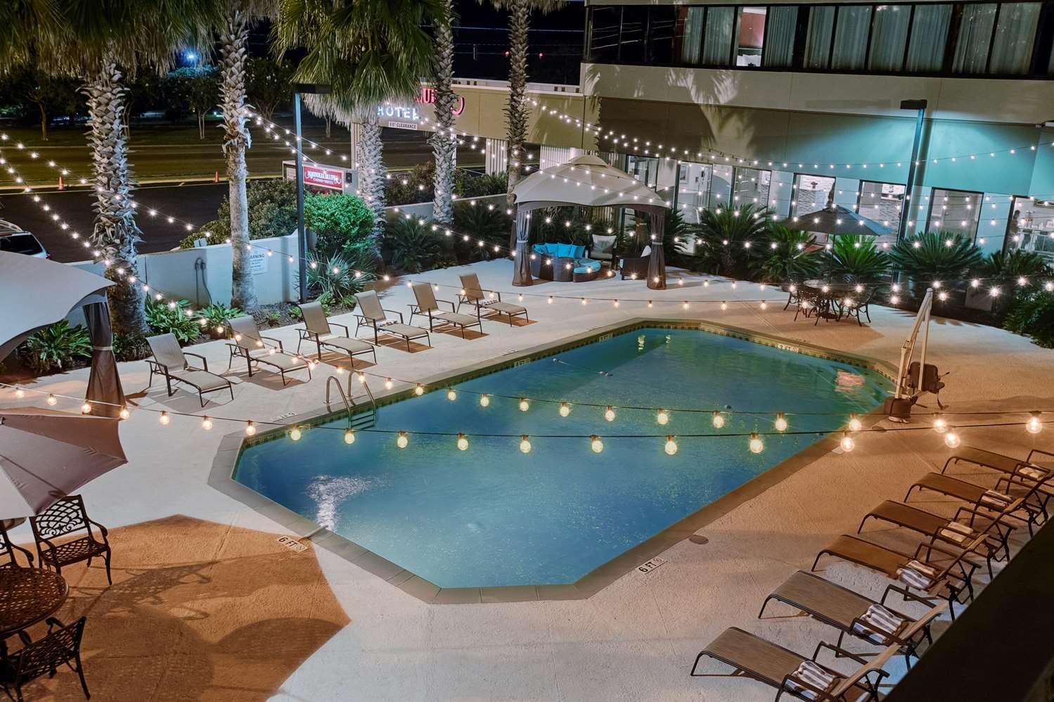 Pool - Magnolia Bluffs Casino Hotel Natchez