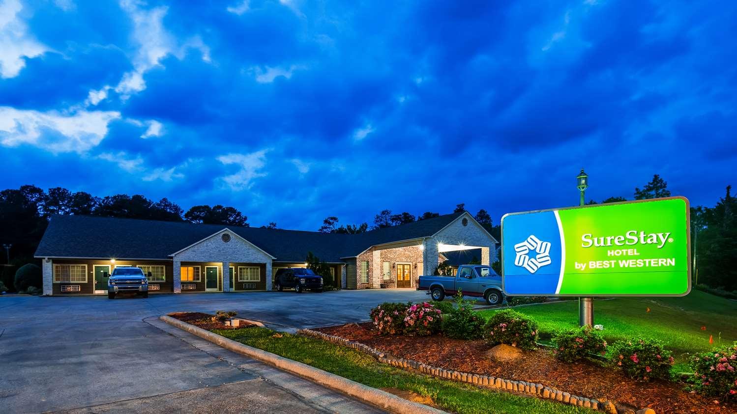 Exterior view - SureStay Hotel by Best Western Leesville
