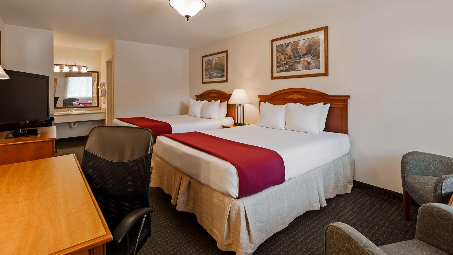 Room - SureStay Hotel by Best Western Leesville