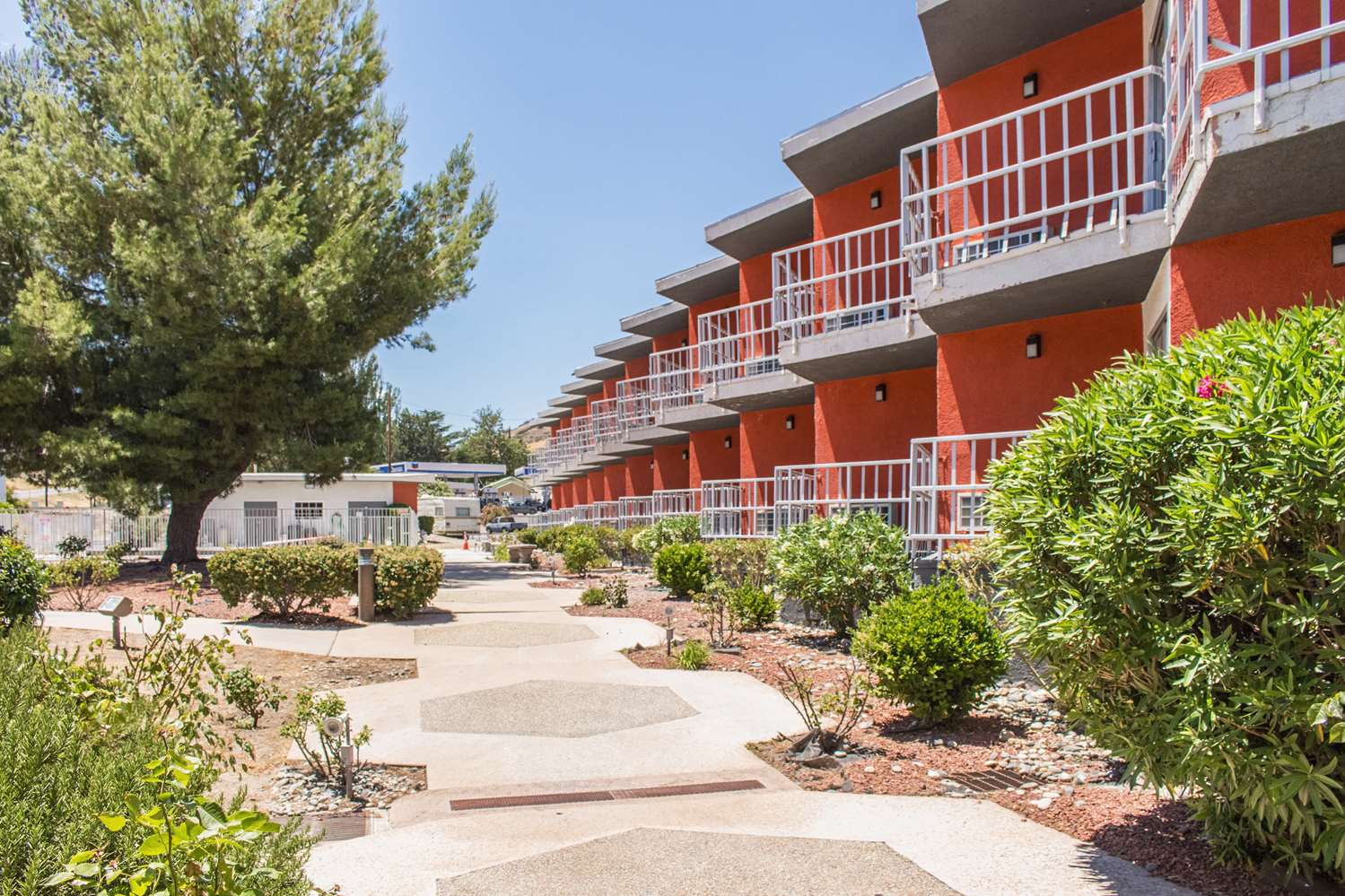 Exterior view - Studio 6 Extended Stay Hotel Gorman