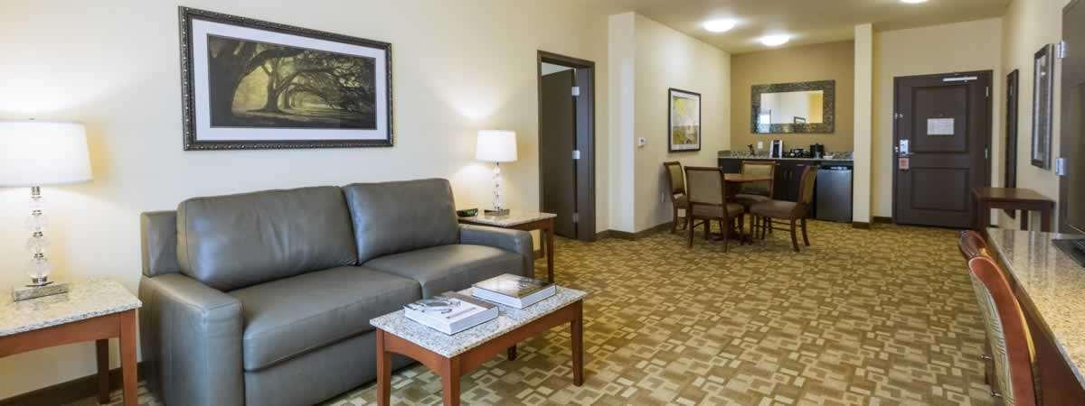 Room - Boomtown Casino & Hotel Harvey