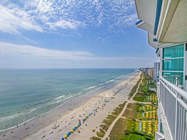 Amenities - Carolinian Beach Resort Myrtle Beach