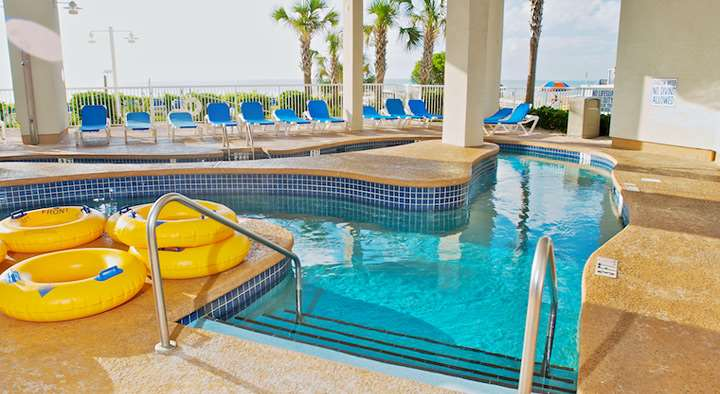 proam - Carolinian Beach Resort Myrtle Beach