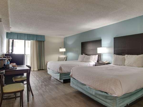 Room - Carolinian Beach Resort Myrtle Beach