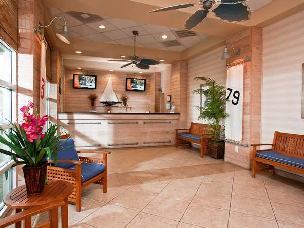Lobby - Carolinian Beach Resort Myrtle Beach
