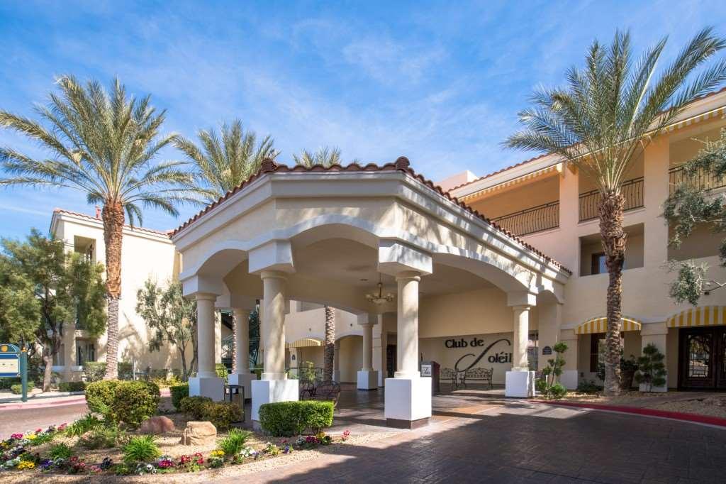 Exterior view - Club De Soleil Hotel Las Vegas
