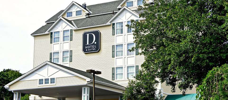 Exterior view - D Hotel & Suites Holyoke