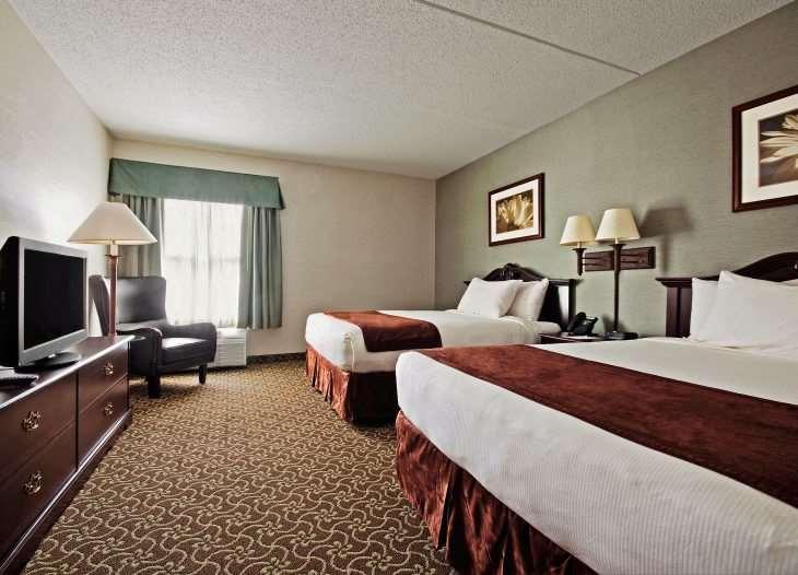 Suite - D Hotel & Suites Holyoke