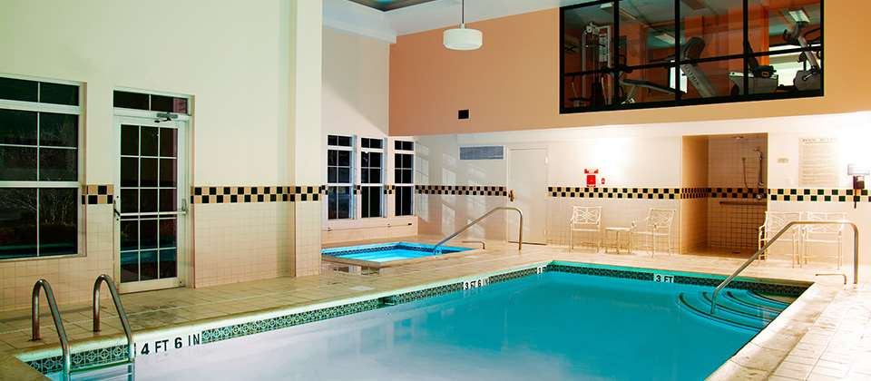 Pool - D Hotel & Suites Holyoke