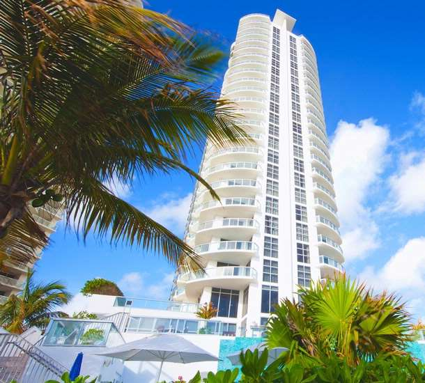 Exterior view - Marenas Resort Sunny Isles Beach
