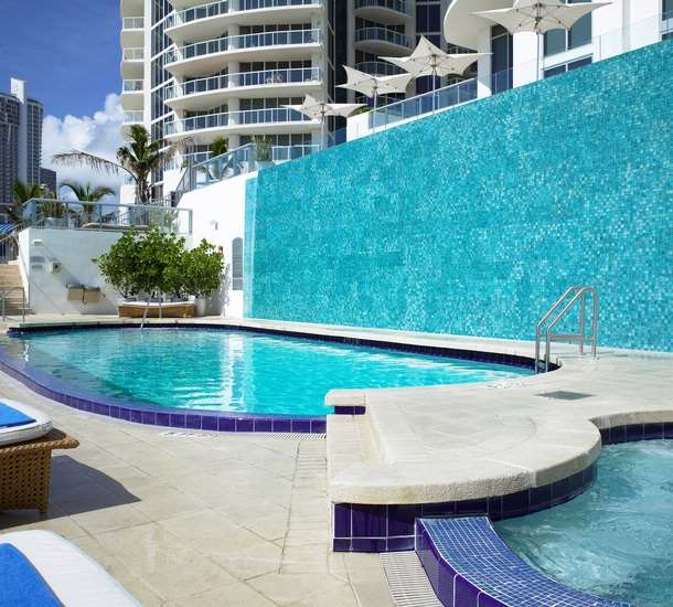 Pool - Marenas Resort Sunny Isles Beach