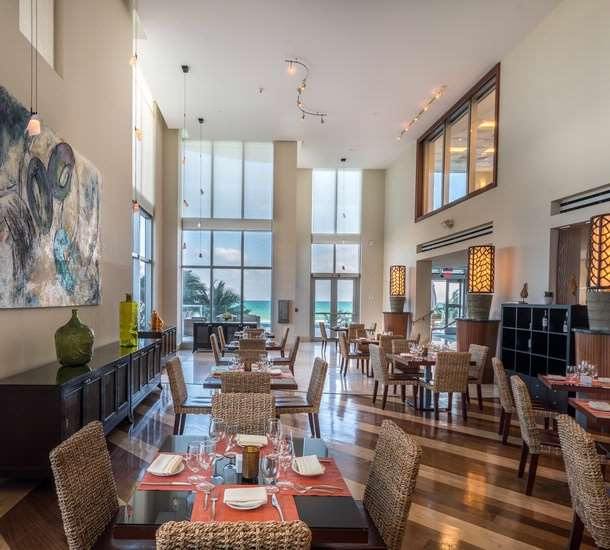 Restaurant - Marenas Resort Sunny Isles Beach