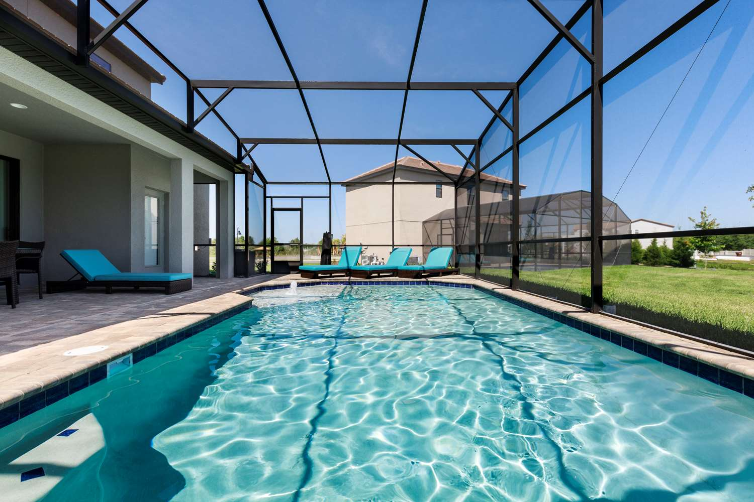 Pool - Balmoral Resort Haines City