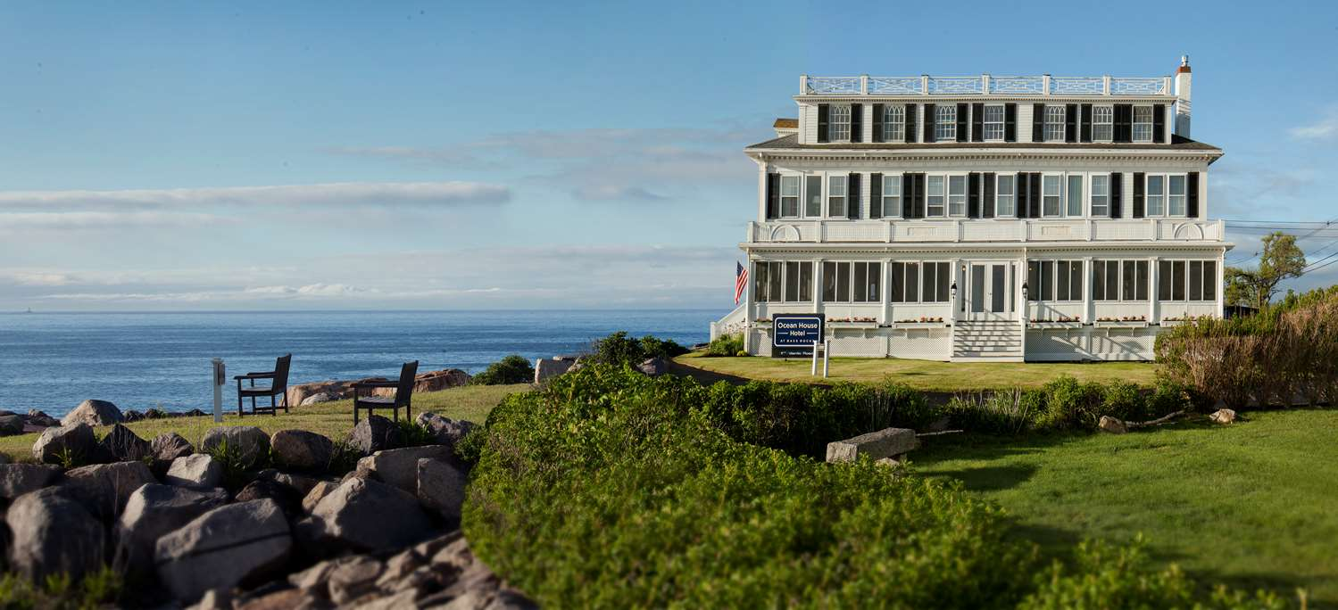Exterior view - Bass Rocks Ocean Inn Gloucester