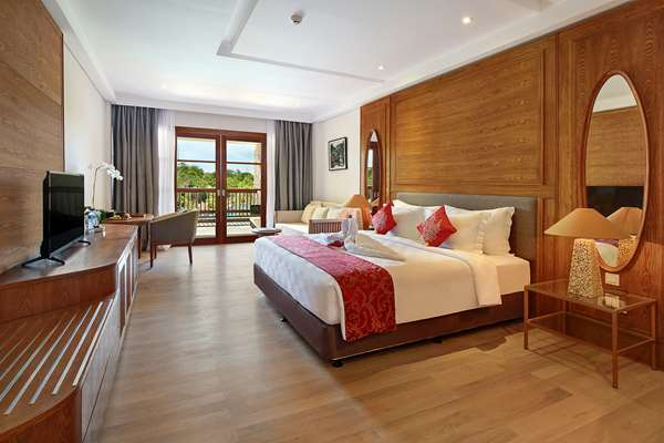 5 star hotel ROYAL TULIP SPRINGHILL RESORT JIMBARAN