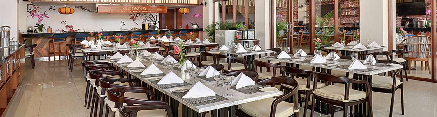 Restoran - Resort Royal Tulip Springhill Resort Jimbaran