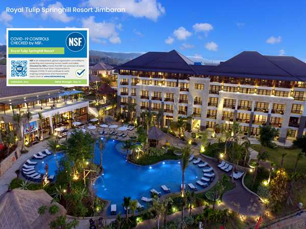 فندق ROYAL TULIP SPRINGHILL RESORT JIMBARAN