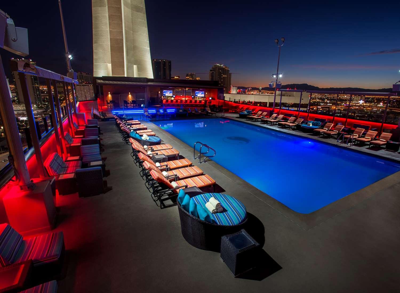 Pool - Stratosphere Hotel & Casino Las Vegas
