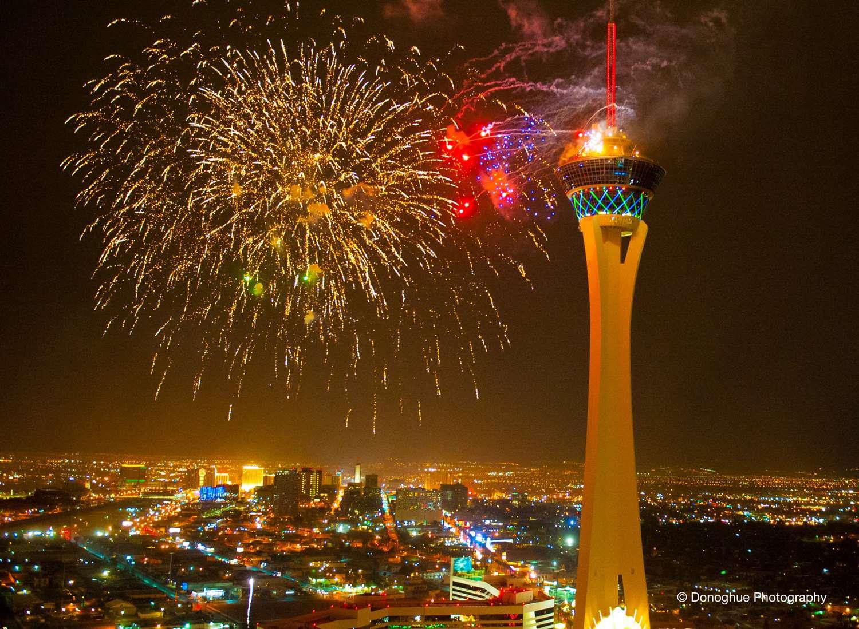 Exterior view - Stratosphere Hotel & Casino Las Vegas