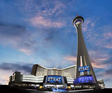 The STRAT Hotel, Casino and Skypod