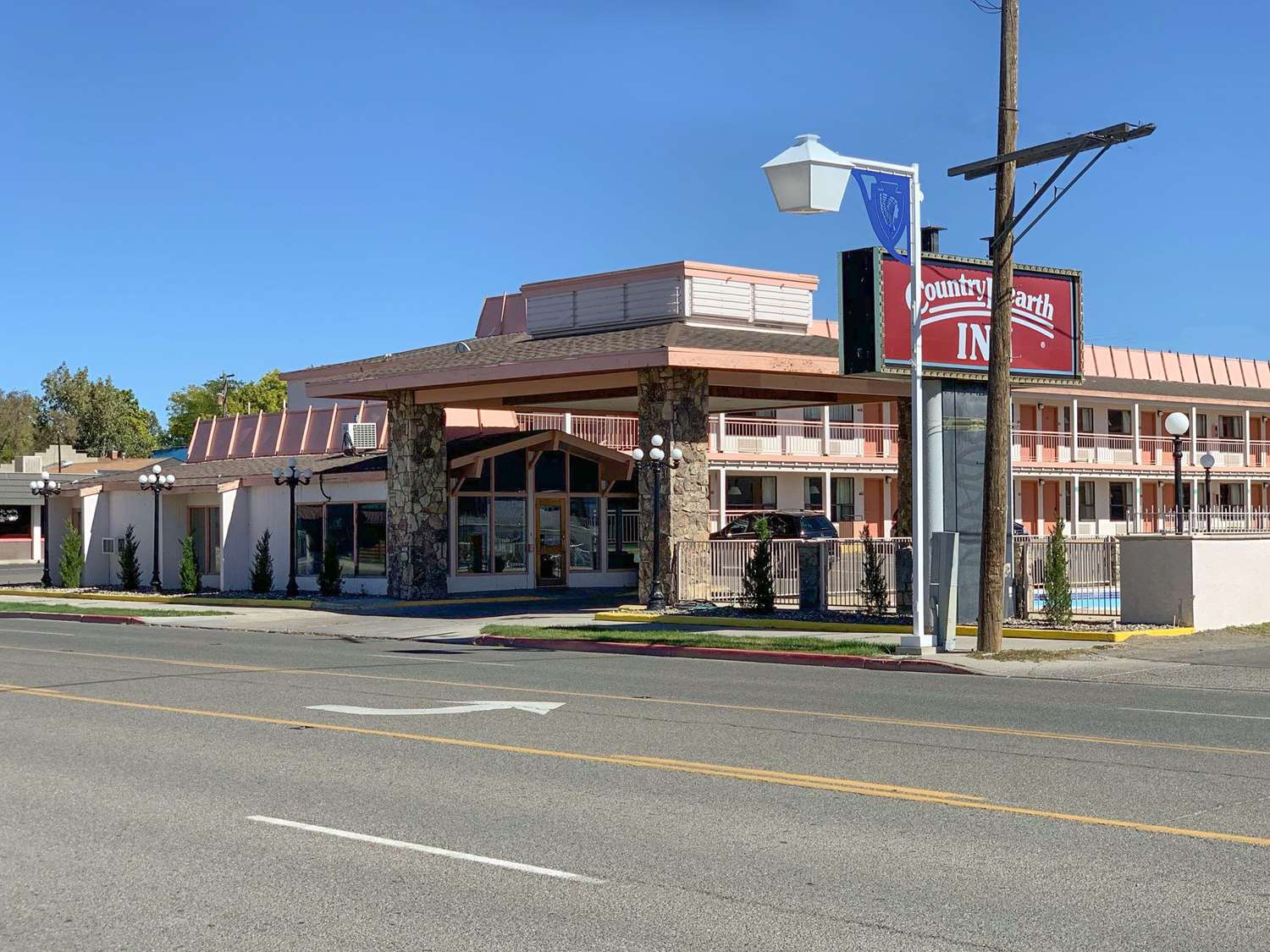 Exterior view - Country Hearth Inn & Suites Winnemucca