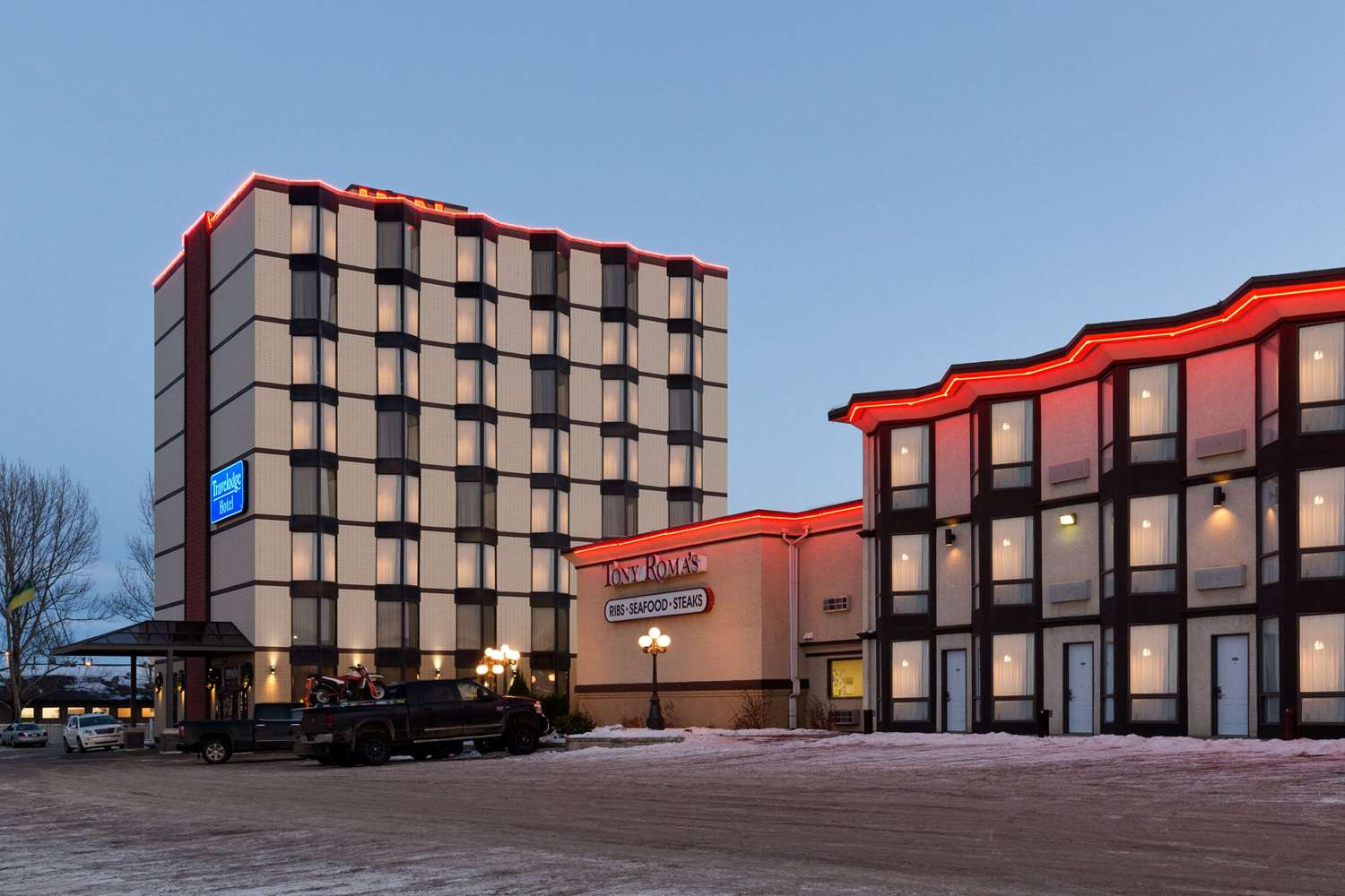Exterior view - Travelodge Lloydminster
