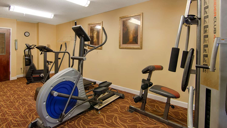 Recreation - SureStay Plus Hotel by Best Western Tarboro