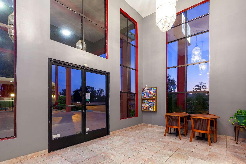 Lobby - Americas Best Value Inn Central Bakersfield