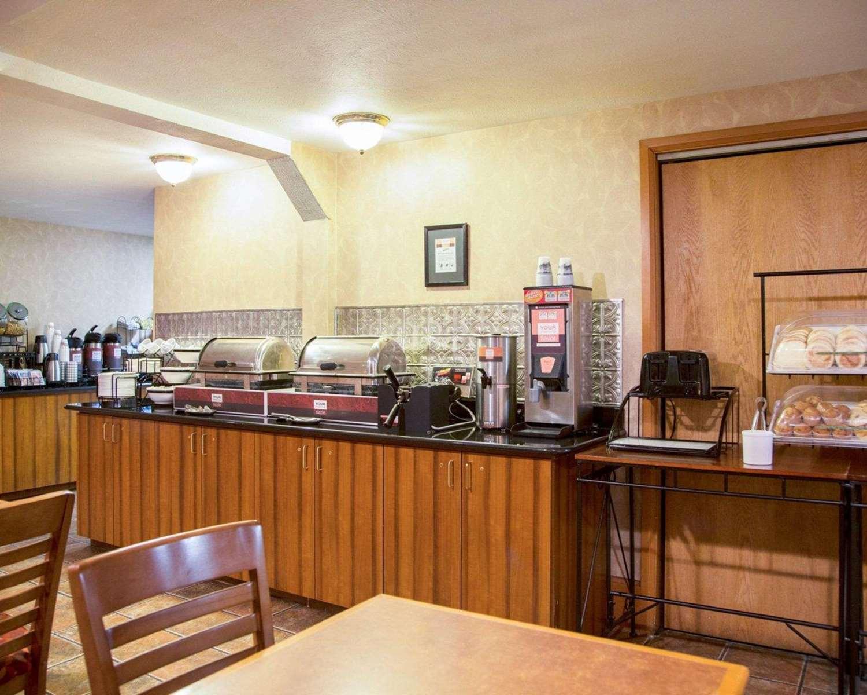 Restaurant - Comfort Inn Ship Creek Anchorage