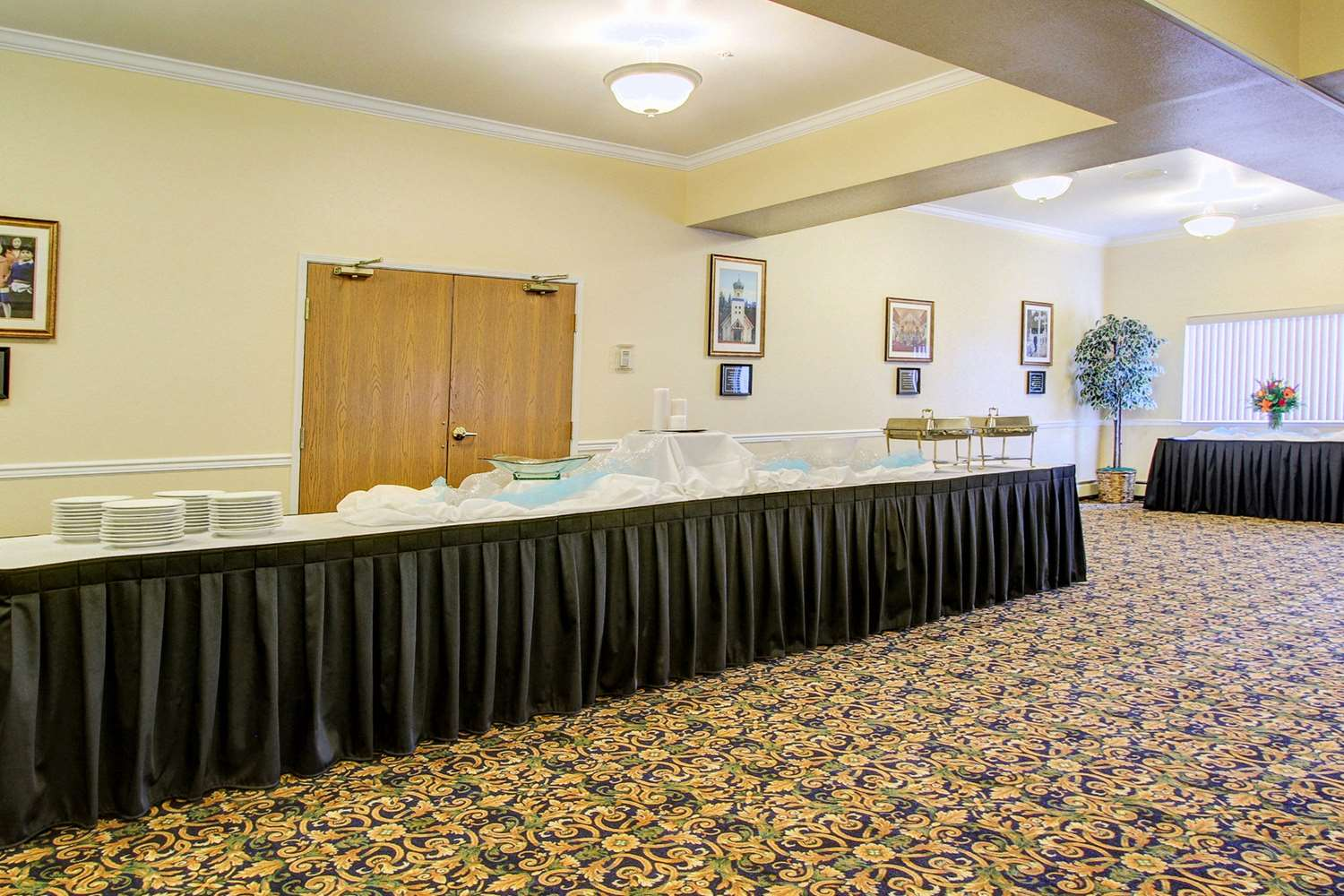 Meeting Facilities - Clarion Suites Anchorage