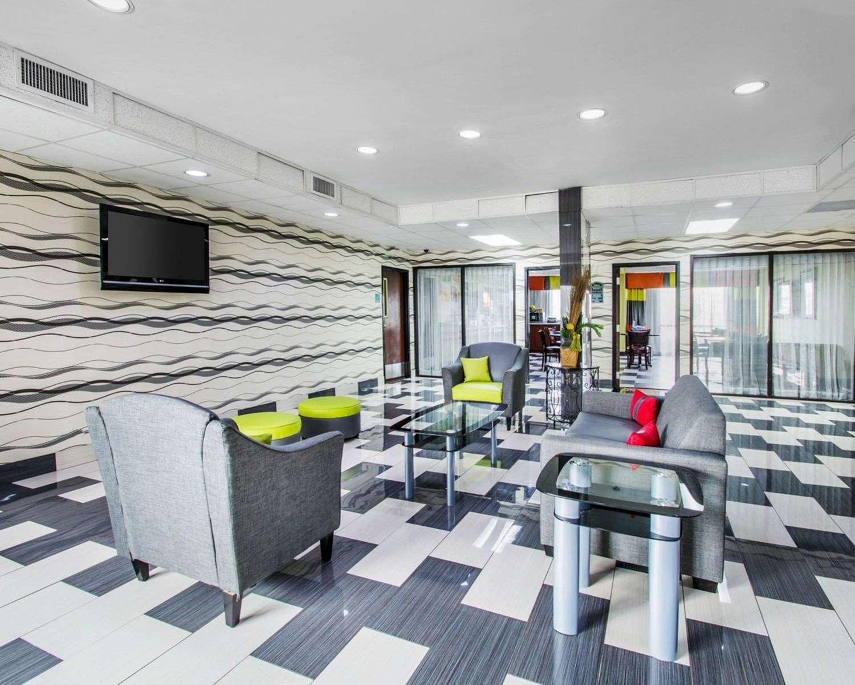 Lobby - Quality Inn Prattville