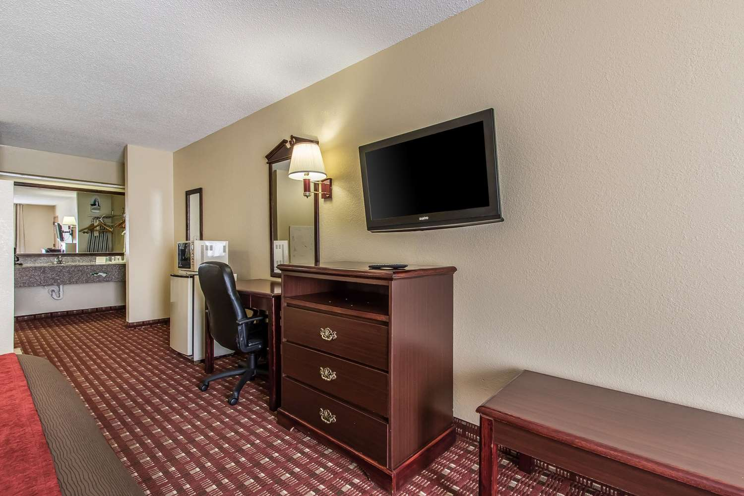 Room - Quality Inn Andalusia