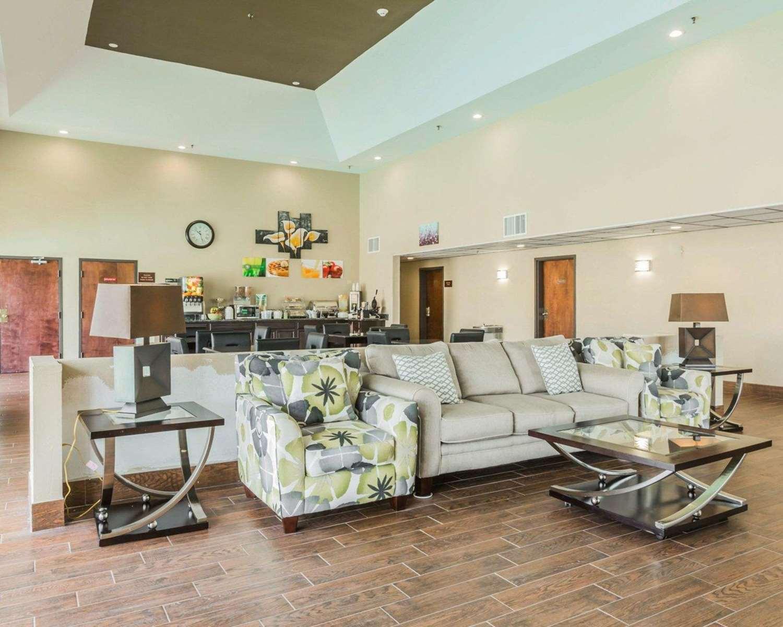 Lobby - Quality Inn Northeast Montgomery