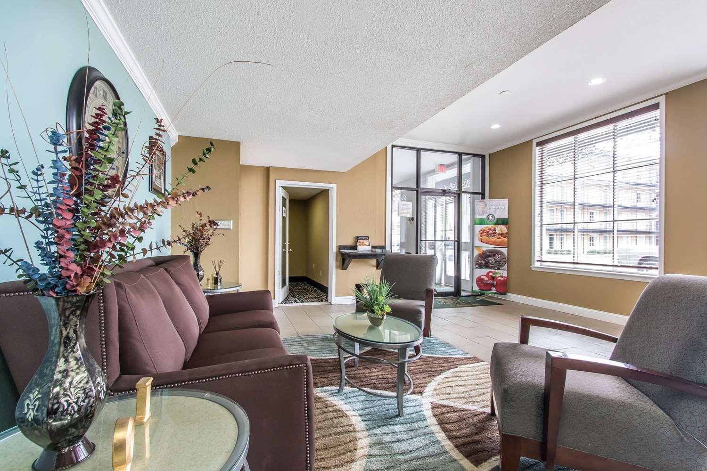 Lobby - Quality Inn Downtown Mobile