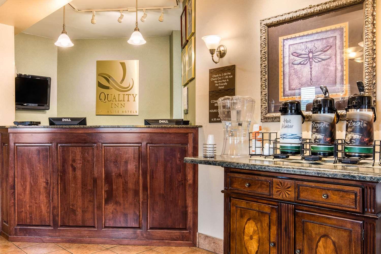 Lobby - Quality Inn Pelham