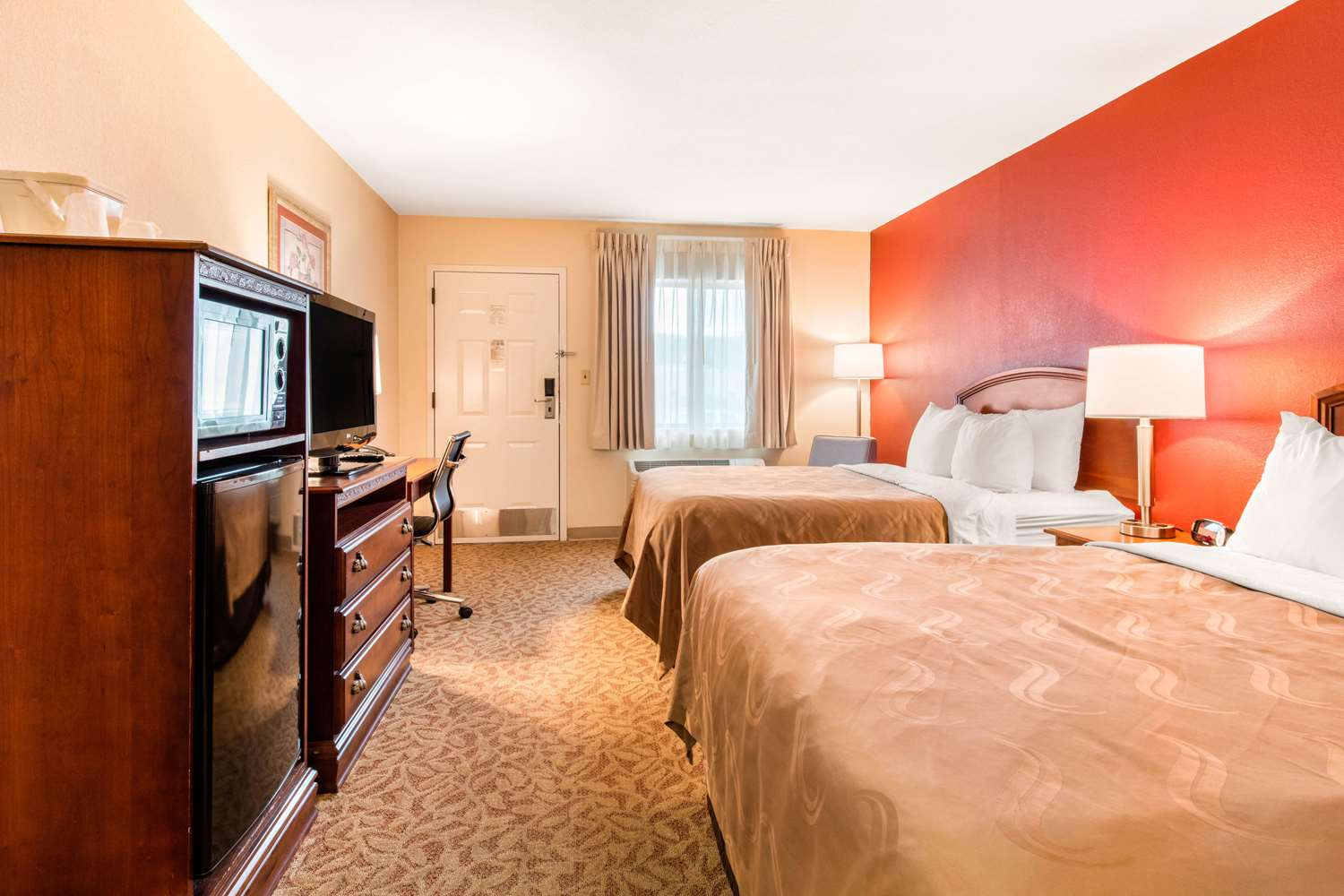 Room - Quality Inn Pelham