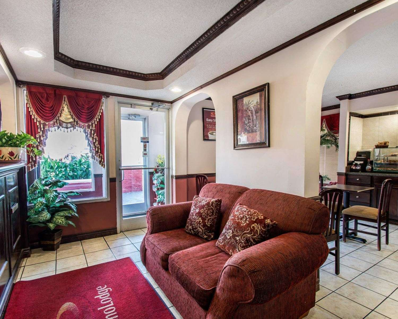 Lobby - Econo Lodge Andalusia