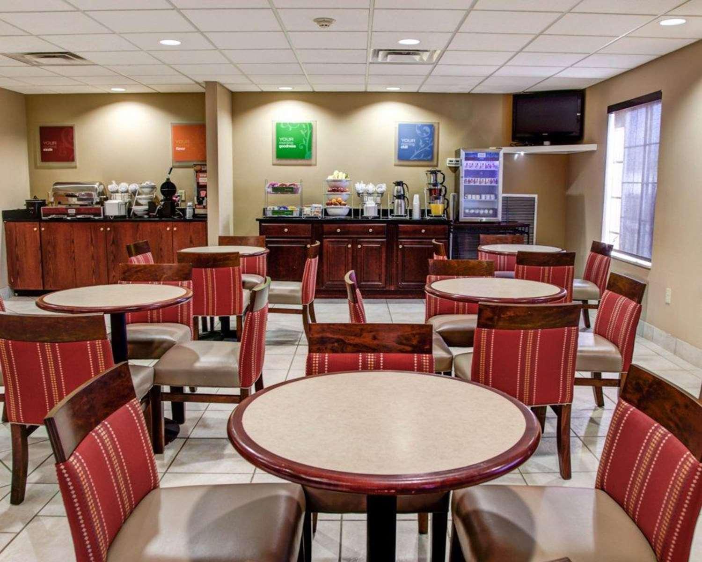 Restaurant - Comfort Suites Gadsden